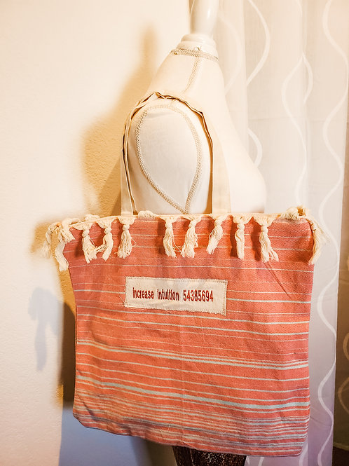 High Frequency Bag think positively