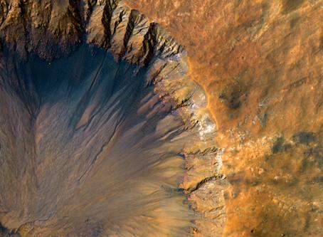 Mars, heerser van het teken Ram