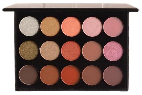 Bettza's DREAMER 15 shade Eyeshadow Palette