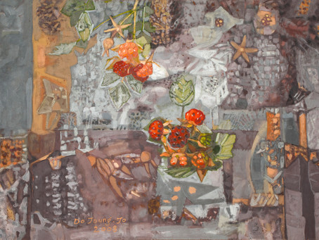 Interview with Dojoong Jo – the artist of soil