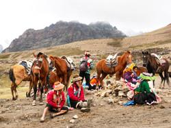 Inca route