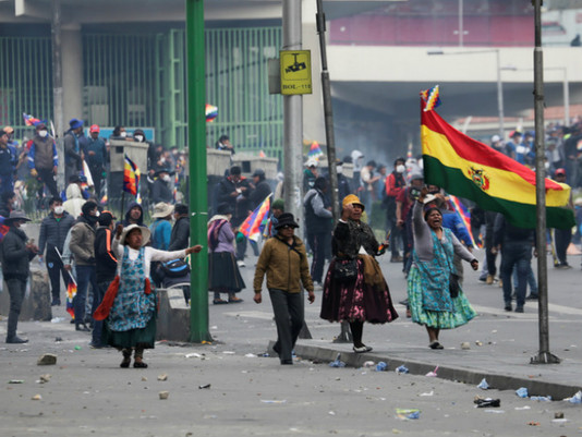 (ES) A LAS PUERTAS DE BOLIVIA