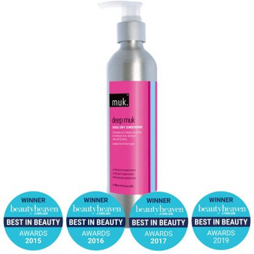 Muk Haircare Deep Muk Ultra Soft Conditioner 300ml