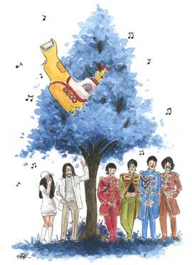 Beatles Tree