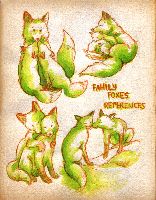 7.familyfoxesreferences