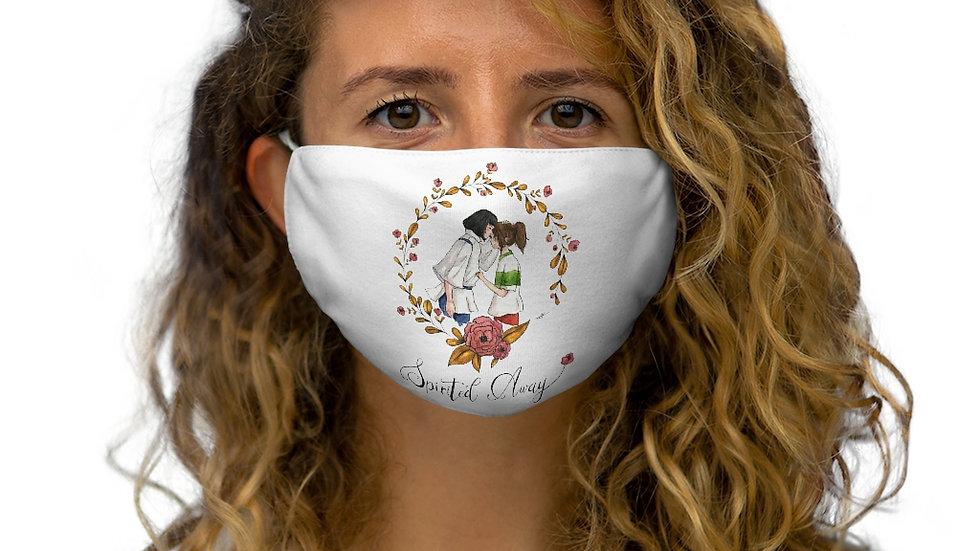 Studio Ghibli Spirited Away Framed Original Design Snug-Fit Polyester Face Mask