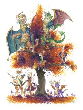 Spyro Tree