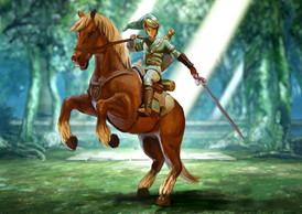 Zelda Realistic
