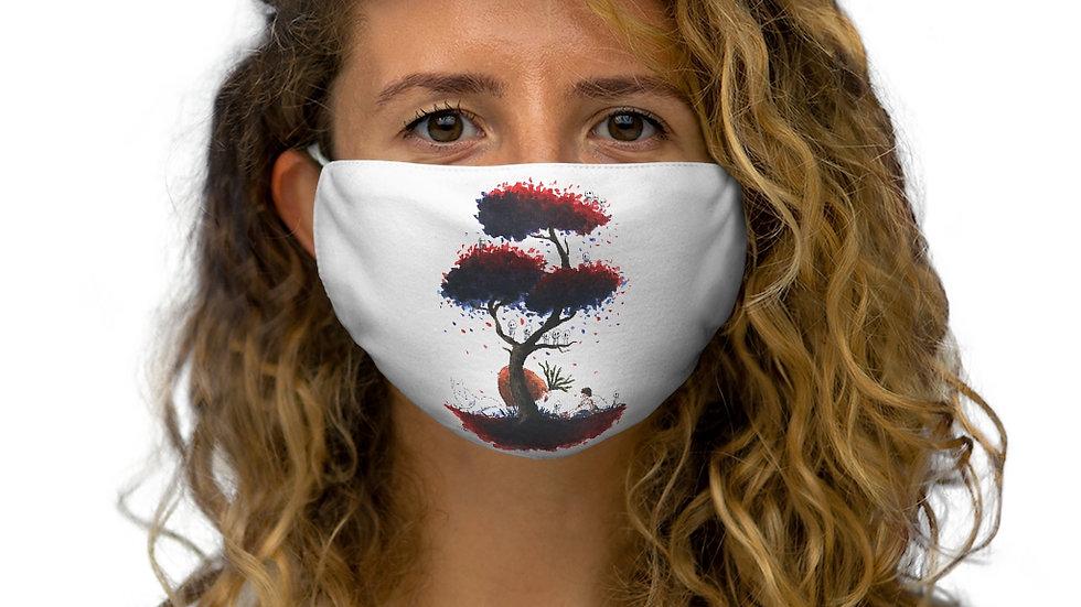 Studio Ghibli Princess Mononoke Original Design Snug-Fit Polyester Face Mask