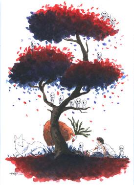 Mononoke Tree