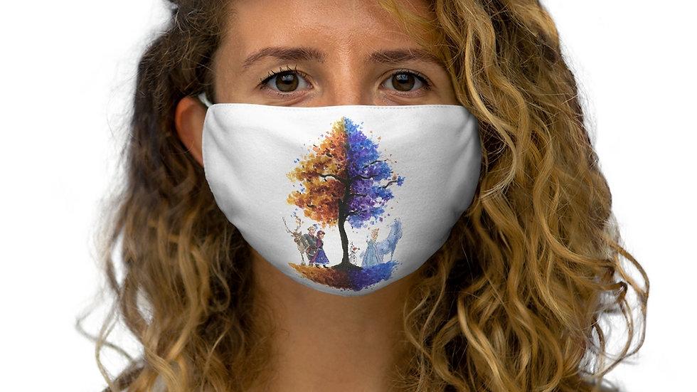 Disney Frozen Original Design Snug-Fit Polyester Face Mask