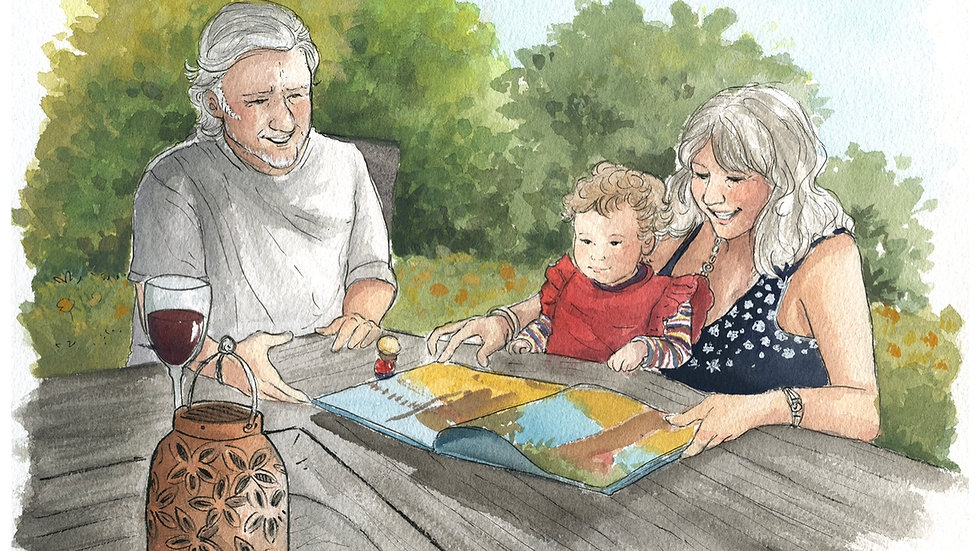 Become A Children's Book Illustration