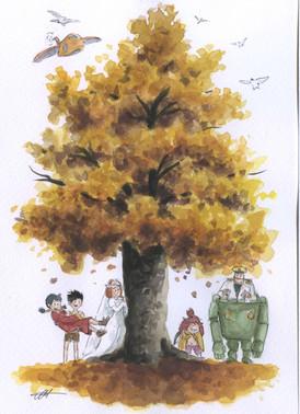 Conan Tree