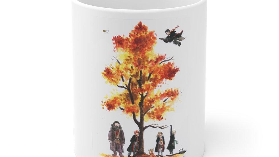 Harry Potter Watercolor Original Design Ceramic Mug (EU)