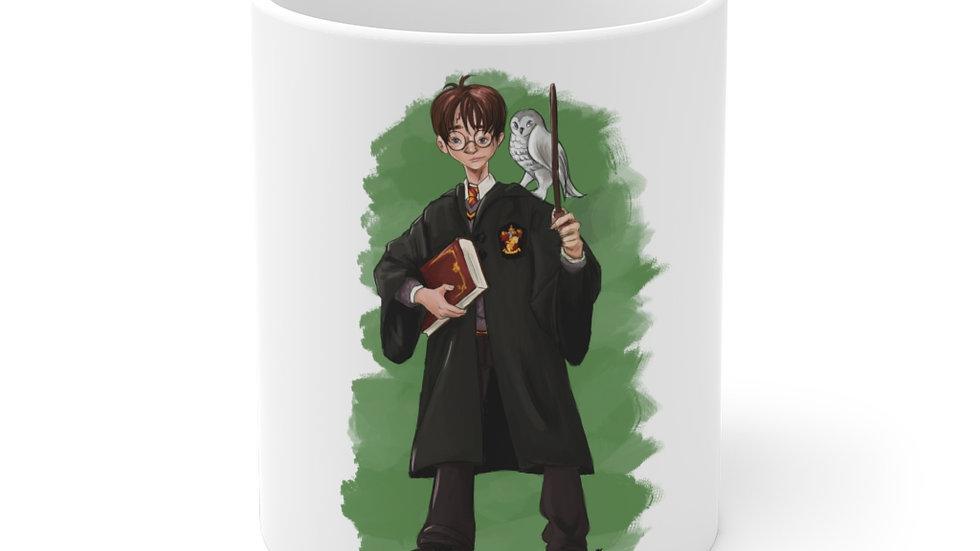 Harry Potter Hogwarts Watercolor Original Design Ceramic Mug (EU)