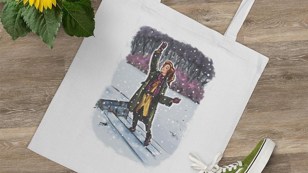 Princess Anastasia Watercolor Original Design Tote Bag