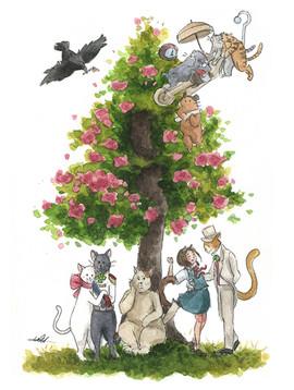 Cat Return Tree