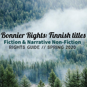 Catch me at Bonnier Rights Finland!