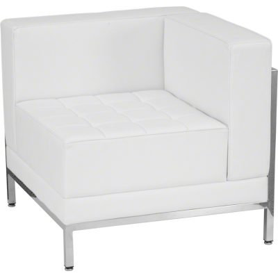 White Sectional Lounge Furniture