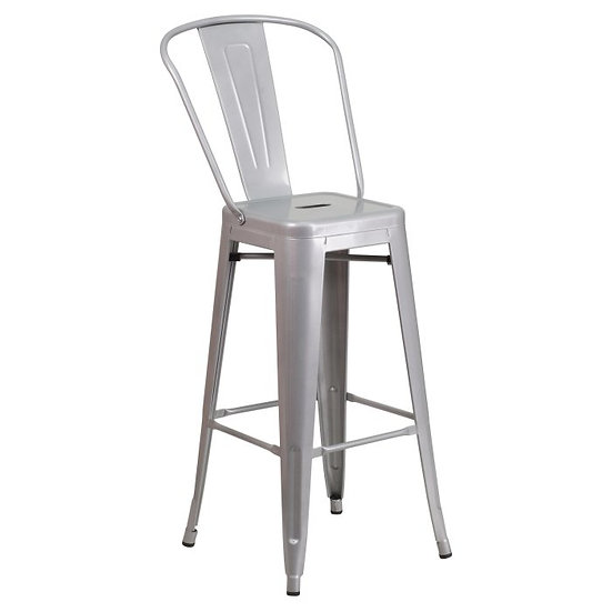 Indoor - Outdoor Bar Stool