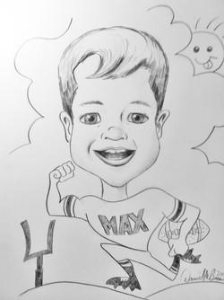 Caricature Max