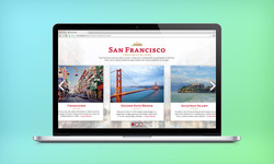 SF Attractions Design Challenge