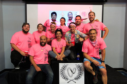 Veyolympics Pink Team