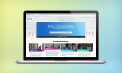 Micro Focus Marketplace Homepage