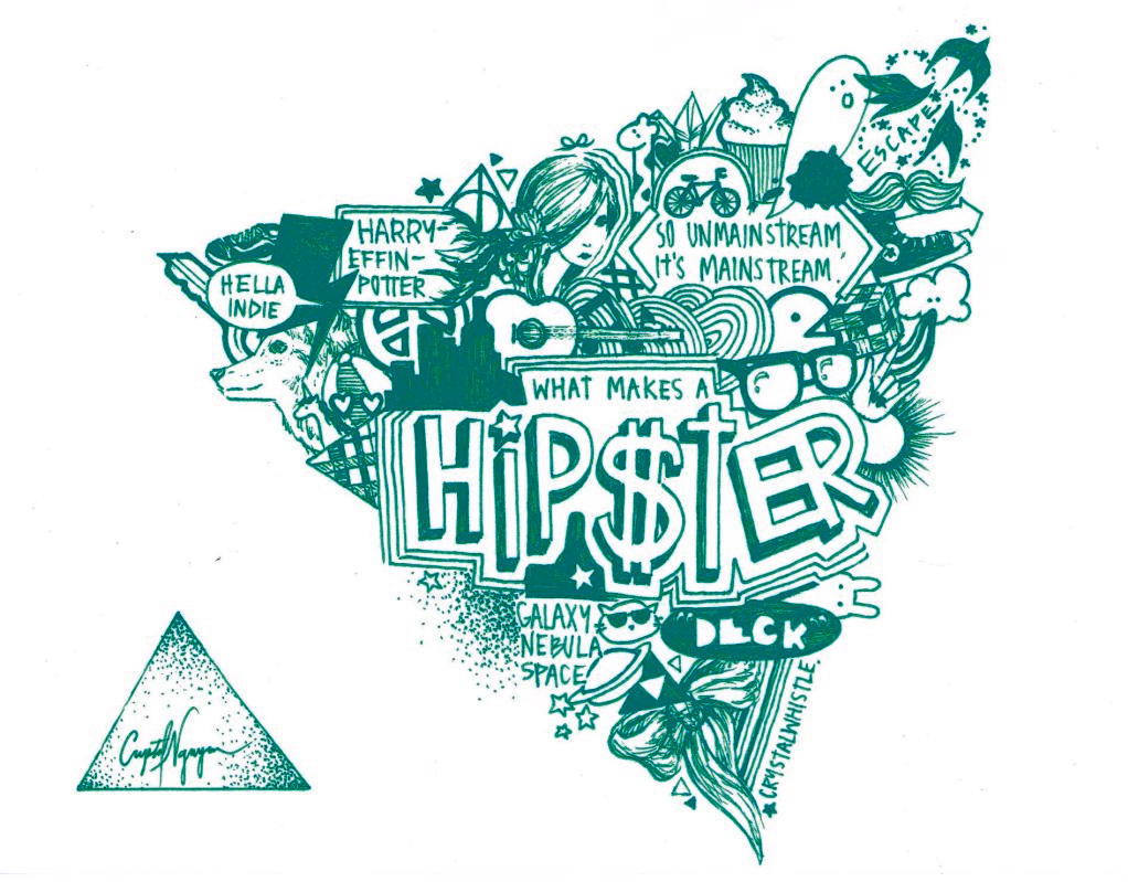 Hip$ter Triangle