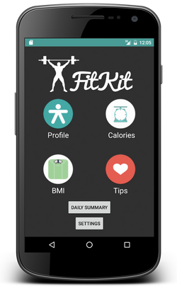 FitKit Android App
