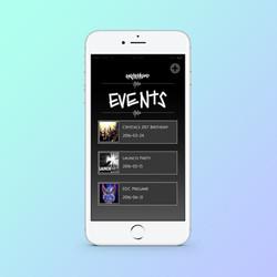 Synchronized Mobile Web App
