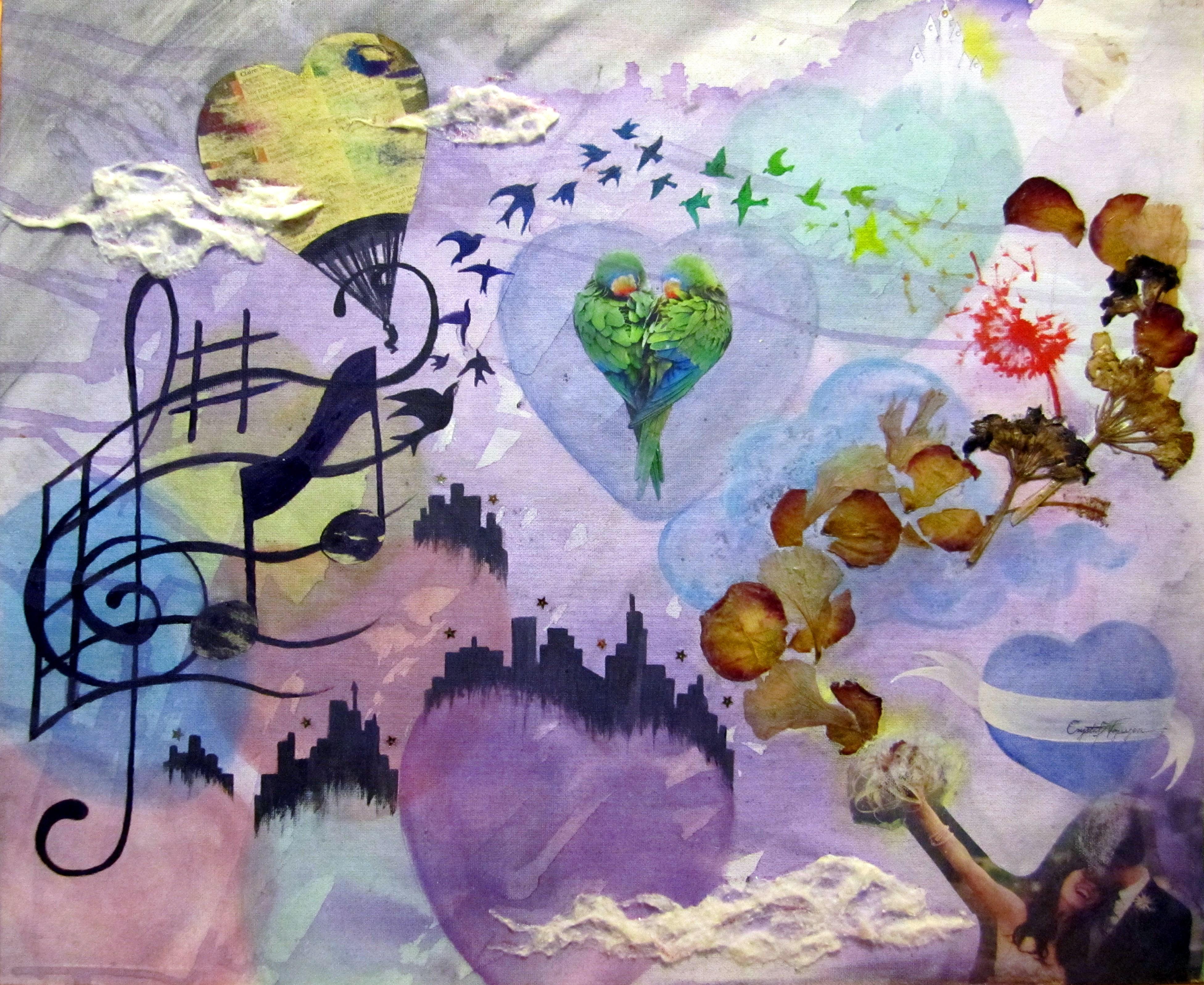 Flowing Rhythm of Love