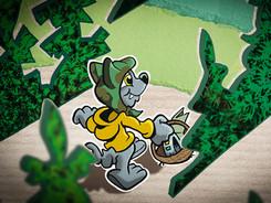 Barnebok i samarbeid med WWF