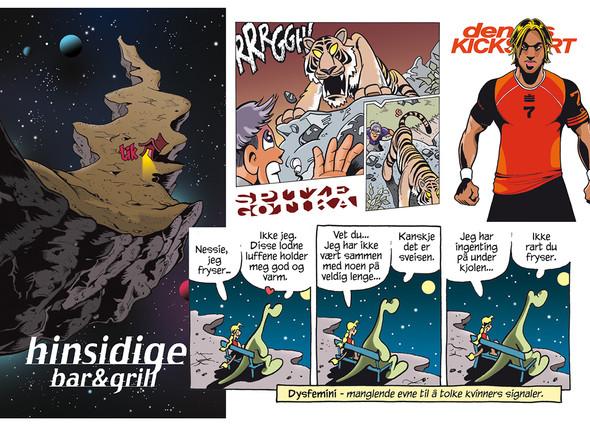 Tegneserier