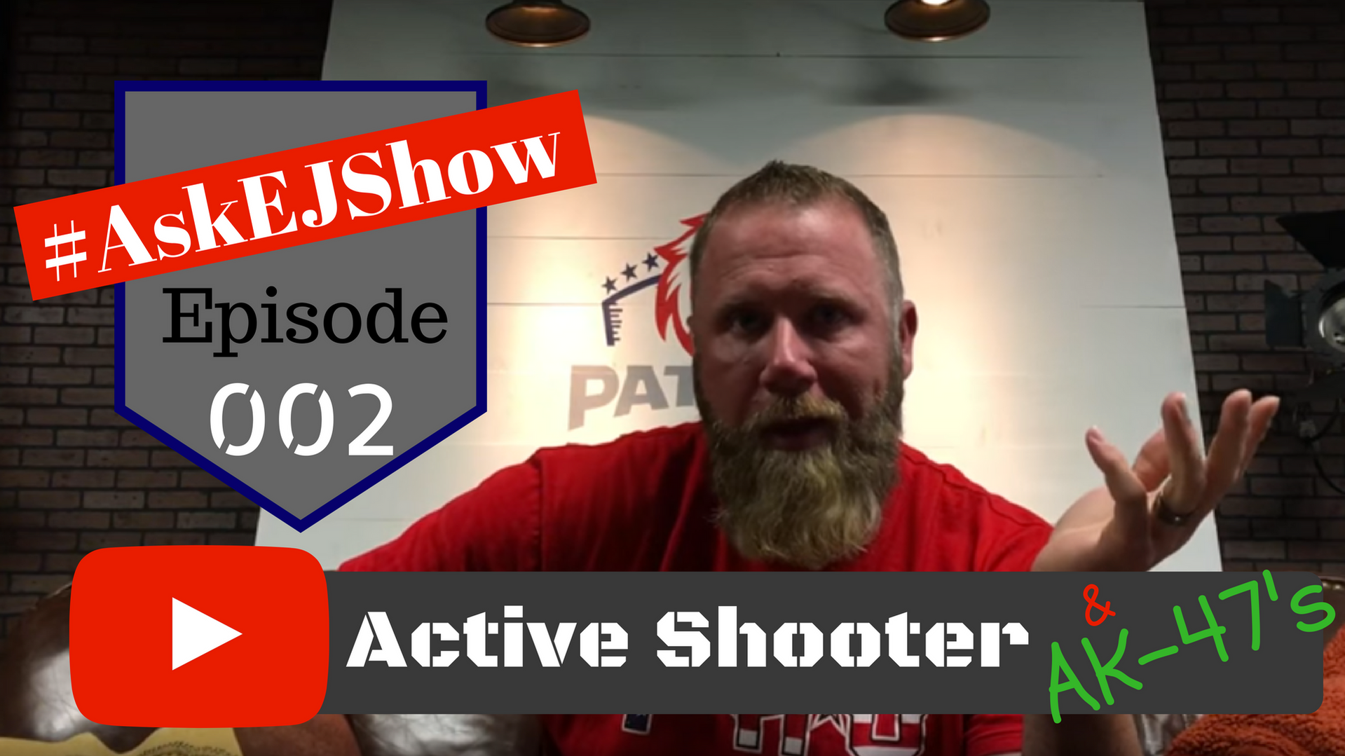 AskEJShow - Episode02