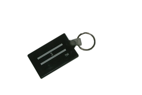 2A Support Key Chain