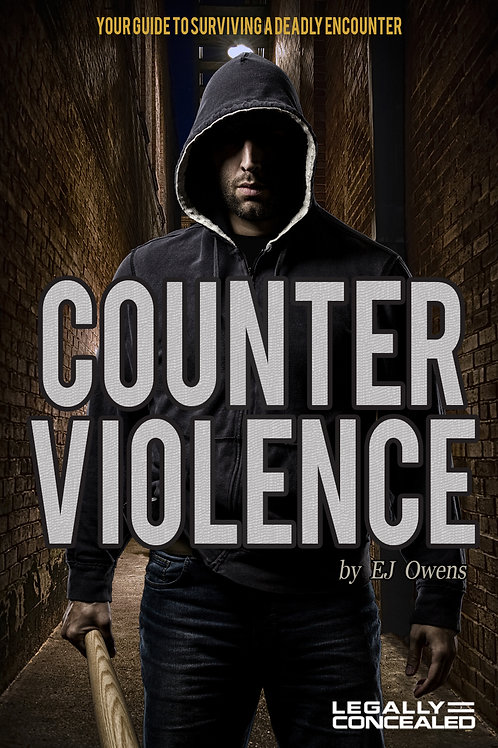 Counter Violence - Paperback