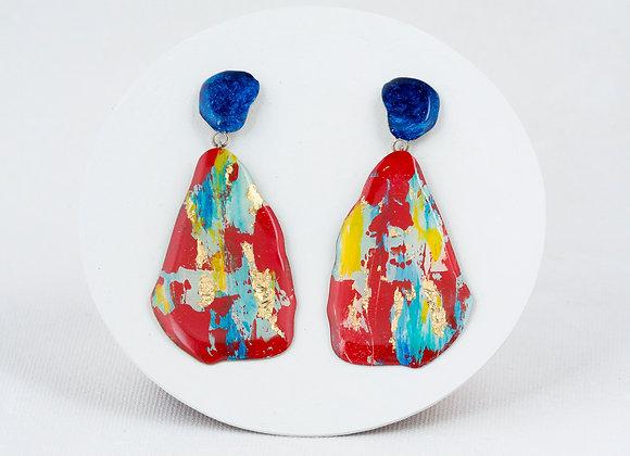 Pendant earrings - Joan-604