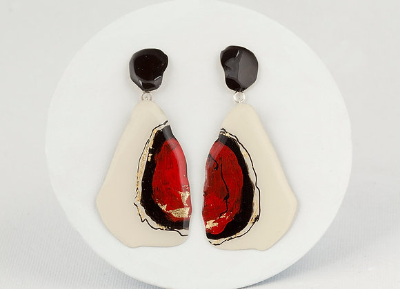 Miro-style earrings - Joan-606