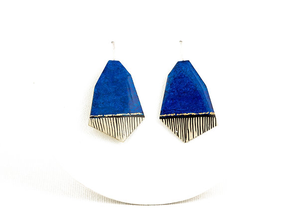 Pendant earrings -Joan-497