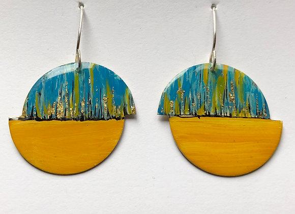 Pendant earrings - Joan-821