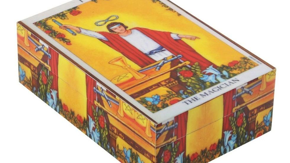 MAGICIAN STORAGE BOX