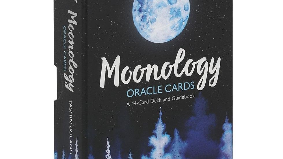 MOONOLOGY ORACLE CARDS YASMIN BOLAND