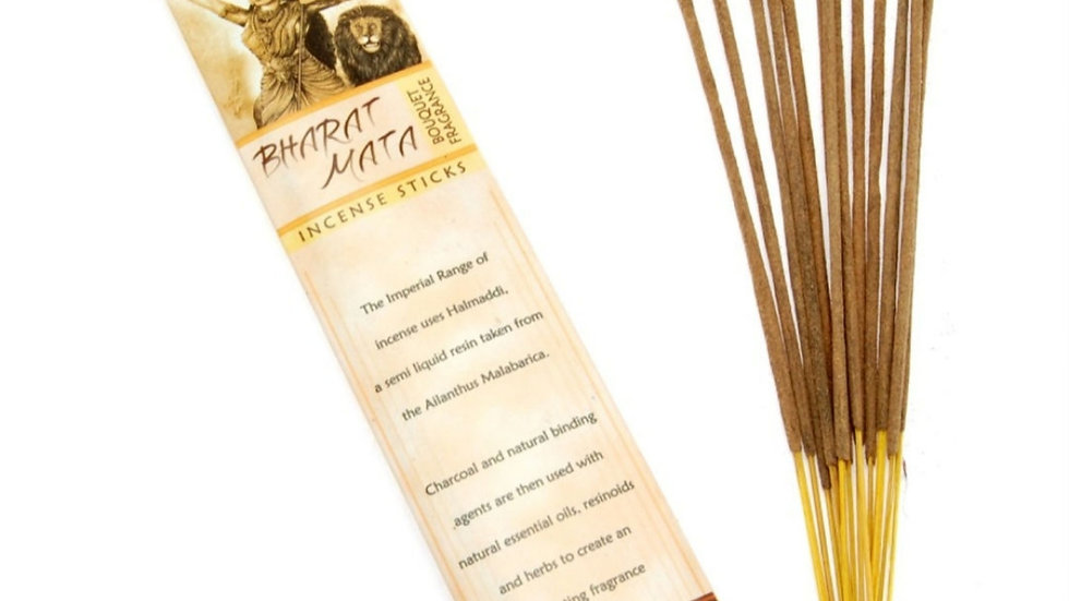 Bharat mata bouquet incense sticks