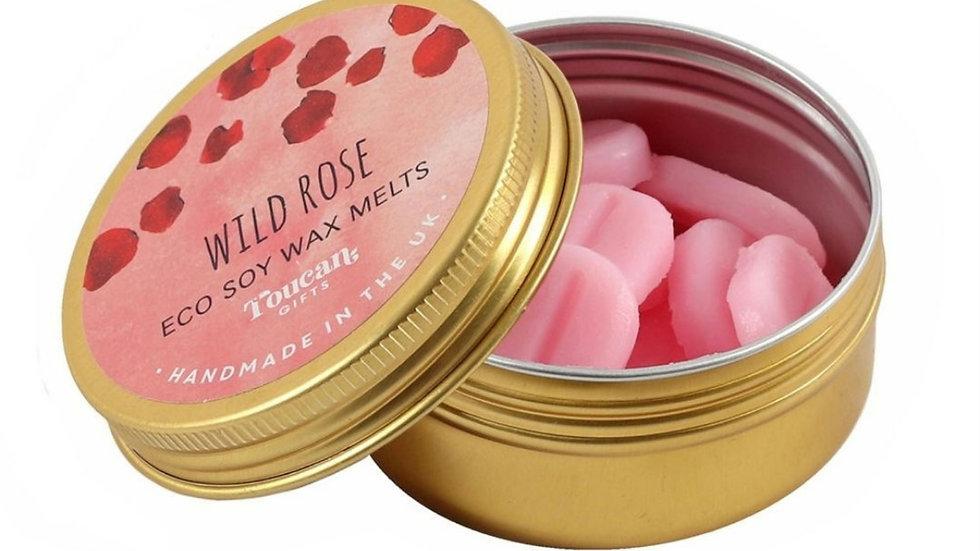 Wild rose eco soy wax melts