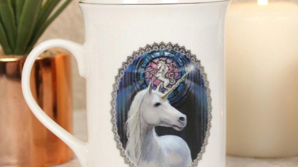 Enlightenment bone china mug