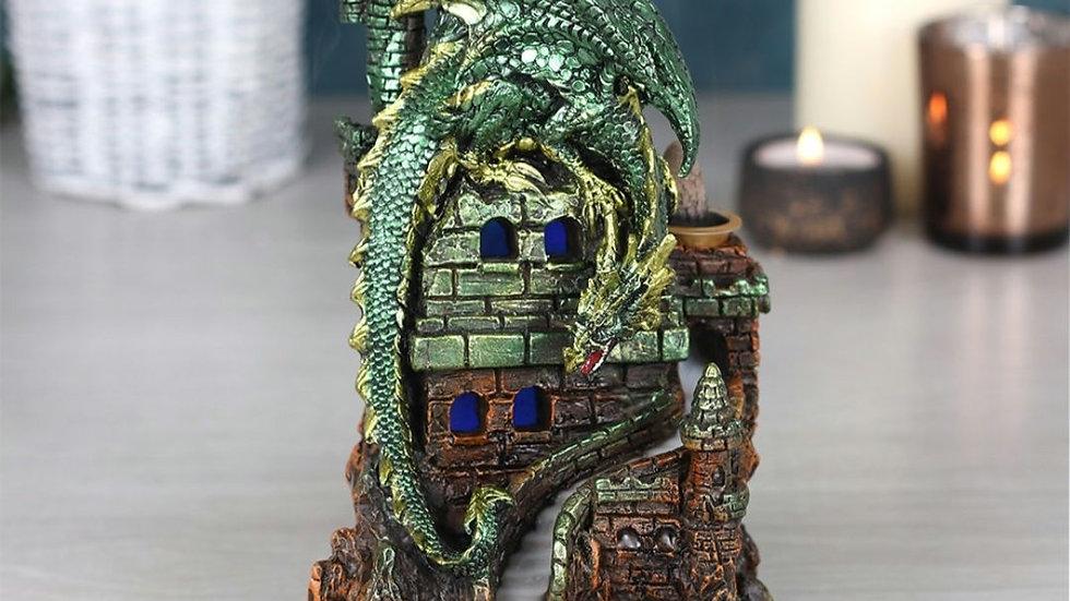 Dragon glow castle backflow