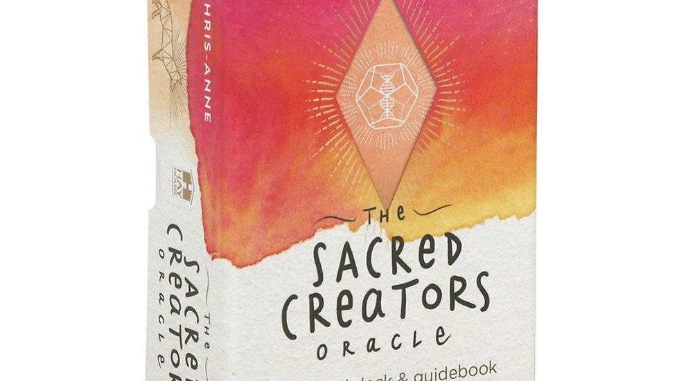 Sacred creator oracle cards