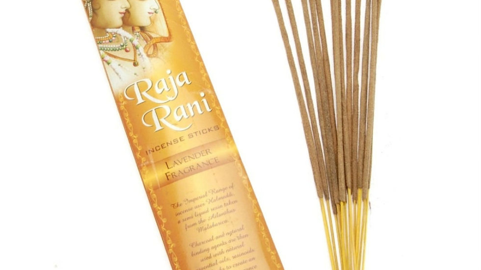 Raja rani lavender incense sticks