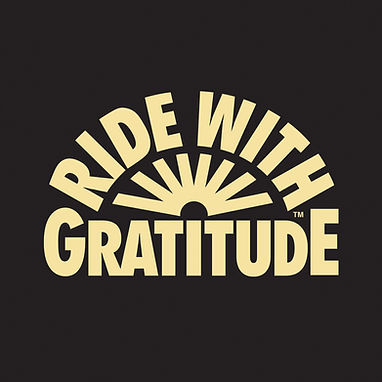 Ride With Gratitude logo